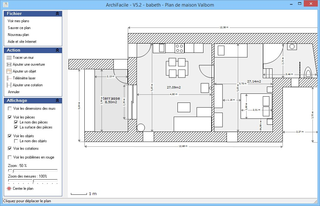 Simulateur plan maison 3d gratuit photos de conception for Logiciel maison en 3d