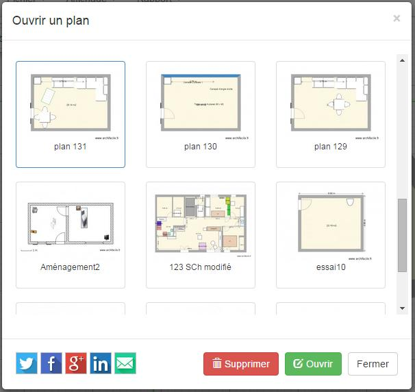Logiciel plan maison facile cool beautiful plan de maison for Plan maison facile
