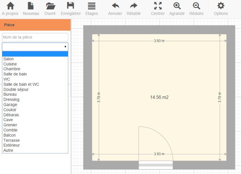 Plan de maison et plan d 39 appartement gratuit logiciel archifacile for Quelle piece preferez vous dans votre maison
