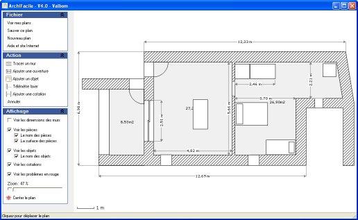 Plan maison 3d logiciel gratuit pour dessiner ses plans 3d for Logiciel plan maison gratuit google