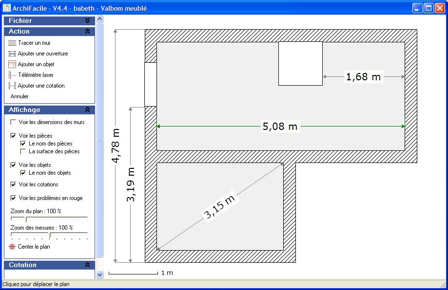 logiciel plan maison gratuit facile interesting logiciel gratuit de plan de jardin d pour pc. Black Bedroom Furniture Sets. Home Design Ideas