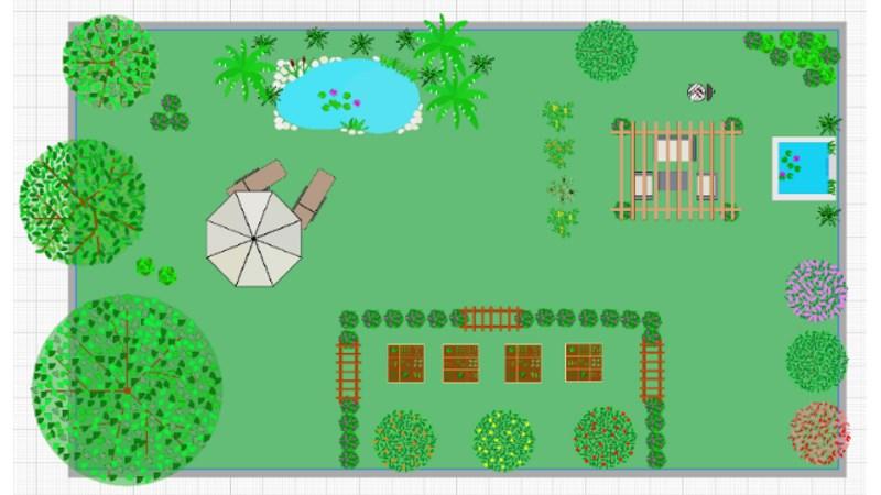 Dessiner plan maison en ligne homebyme logiciel gratuit - Logiciel plan maison facile ...