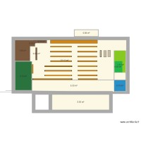 Plan magasin Chevigny