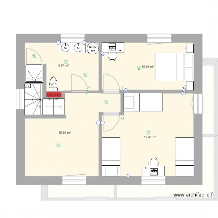 Viels maison 2eme claps deuxi me plan 17 pi ces 159 m2 for 2eme hypotheque sur maison