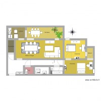 Plan appartement definitif