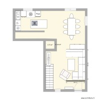 Plan maison cornaline version M