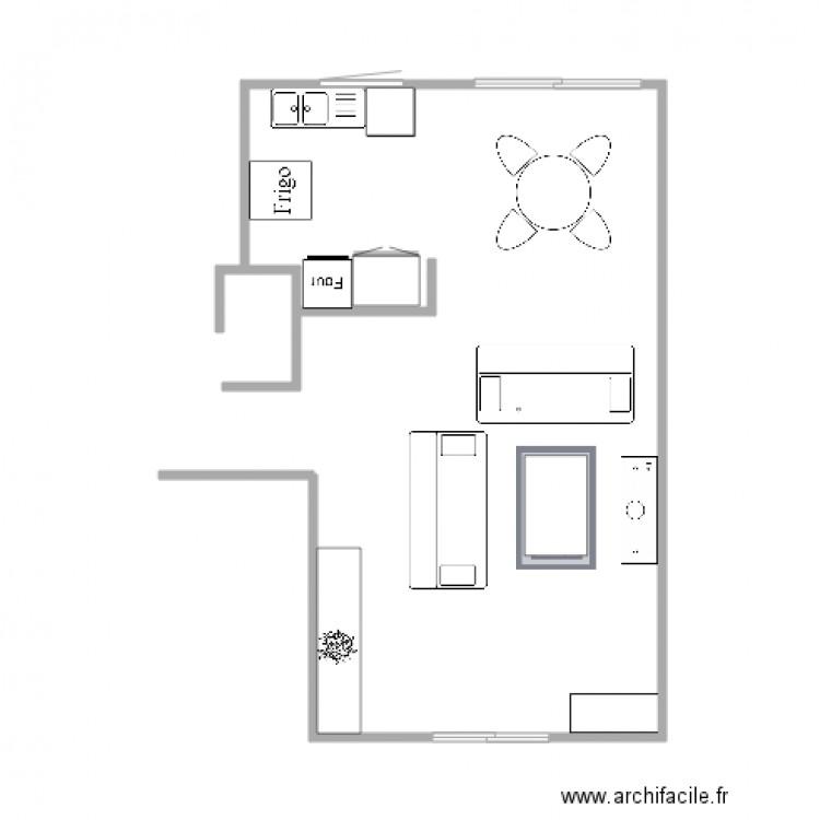 Leslieludo plan dessin par ludo15000 - Construire un plan de travail ...