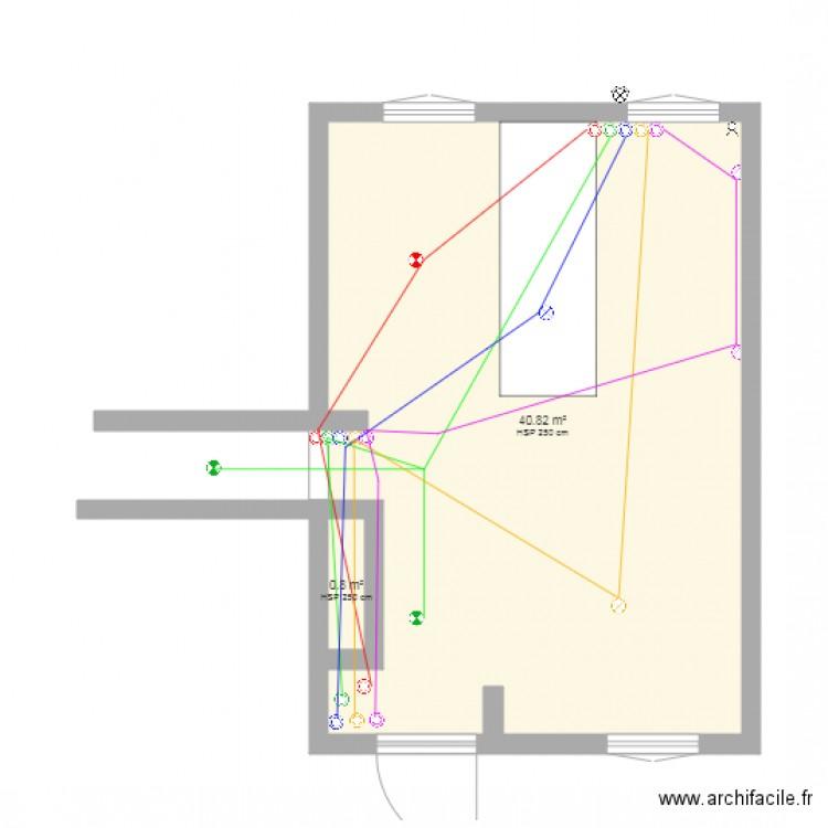 Test plan 2 pi ces 42 m2 dessin par tevasurjus for Piscine 42 exam