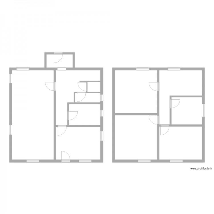 reichenbach strasbourg plan 12 pi ces 133 m2 dessin par lcd 67. Black Bedroom Furniture Sets. Home Design Ideas