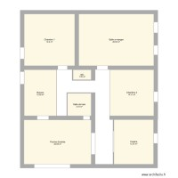 Calcus maison plan