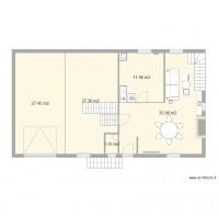 Plan de maison des tix for Noiron sous gevrey