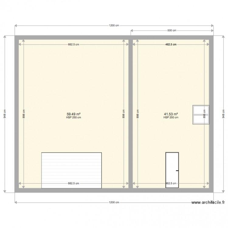 Croquis Pièces Maison : Croquis façades plan pièces m dessiné par loucata