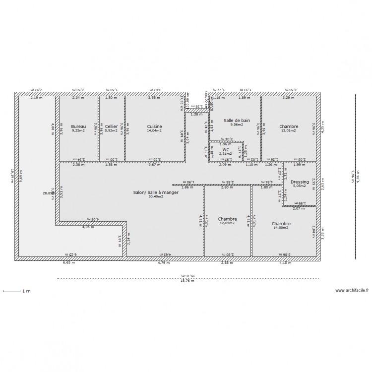 Dessiner Plan Maison. Stunning Affordable Fabulous Cheap Plan ...