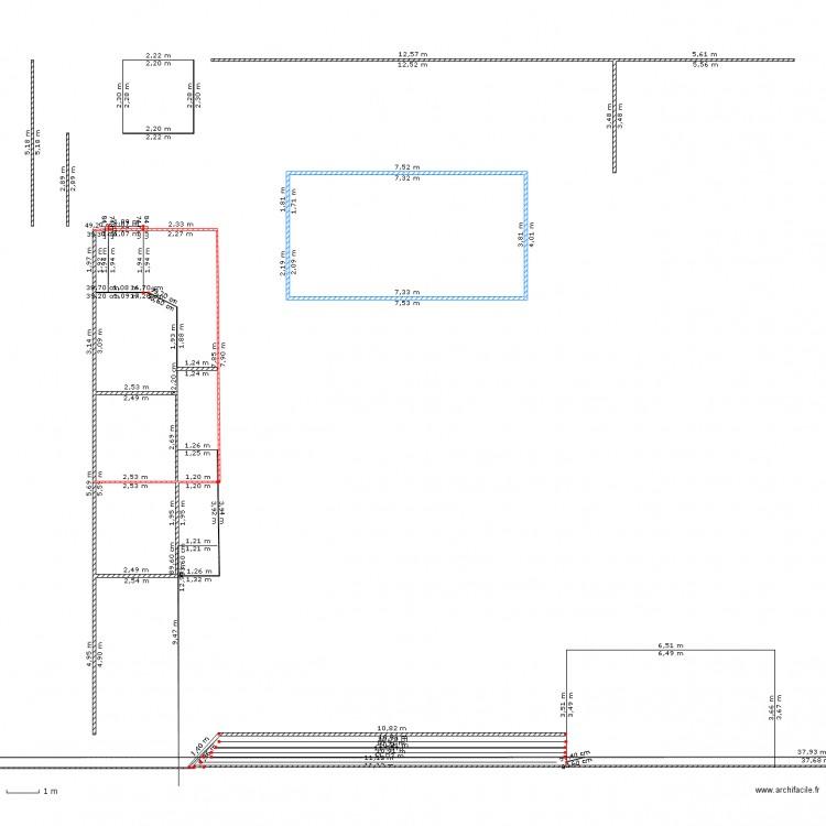 Plan Dalles Beton Pour Abri Bord Piscine V5 (avec Abri, Piscine Et Terrasse  Maison