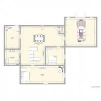 maison evan yeh 2 - Plan Maison Plain Pied 200m2