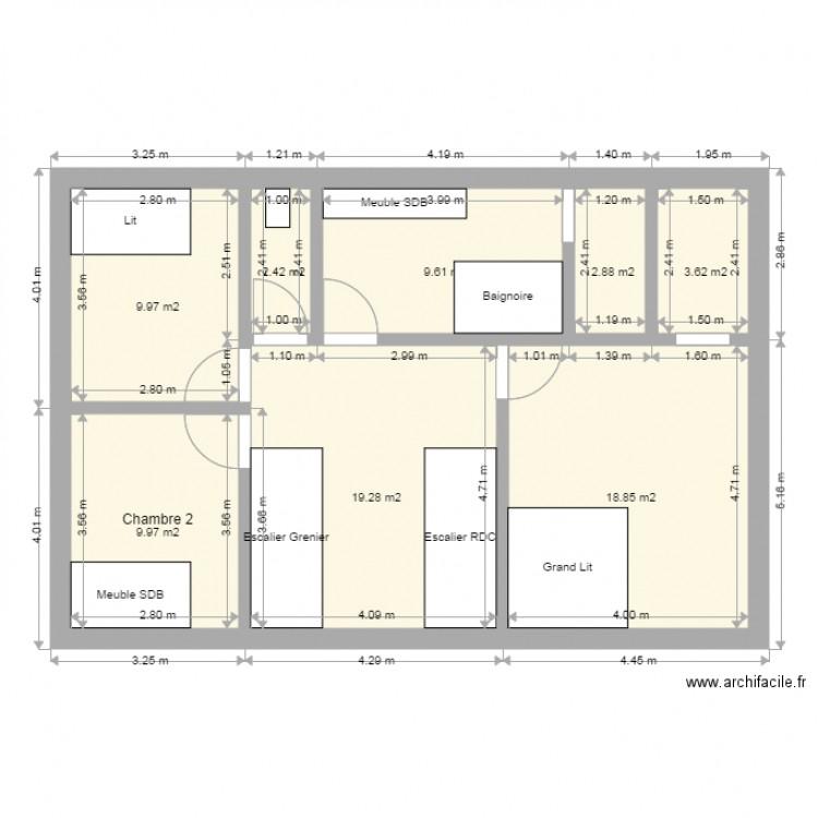 Dessiner Plan Maison Gratuit. Elegant With Dessiner Plan Maison