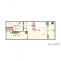 Plan maison et appartement de moins de 28 m2 - Plan studio studio m ...