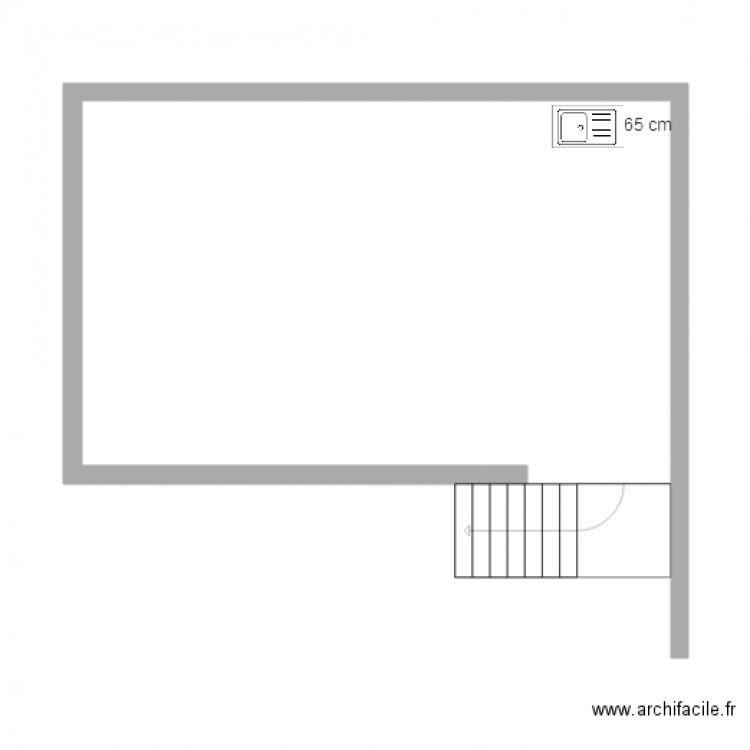 Foyer Et Plan Focal : Foyer sanitaire plan dessiné par florian