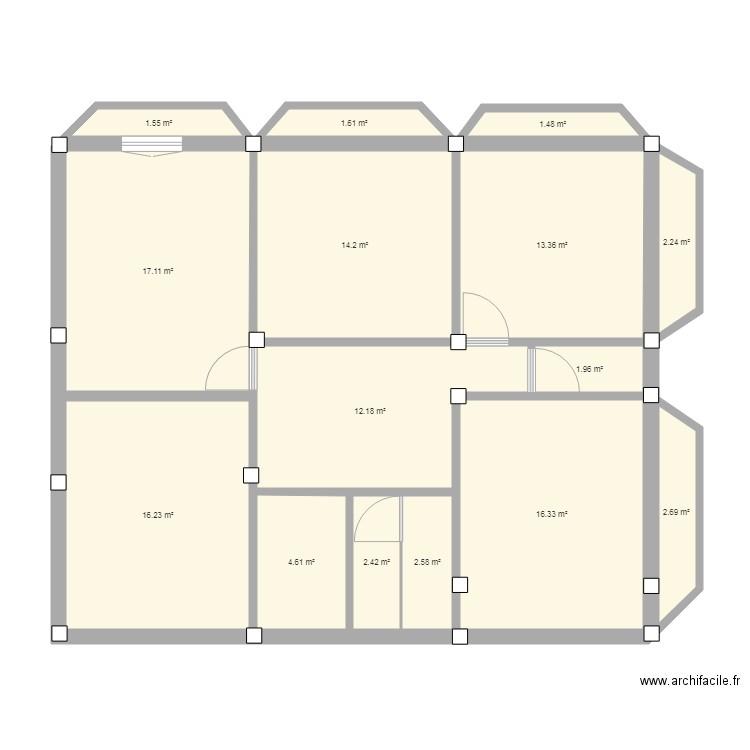 Plans Maisons Modernes Algerie Mascaradz
