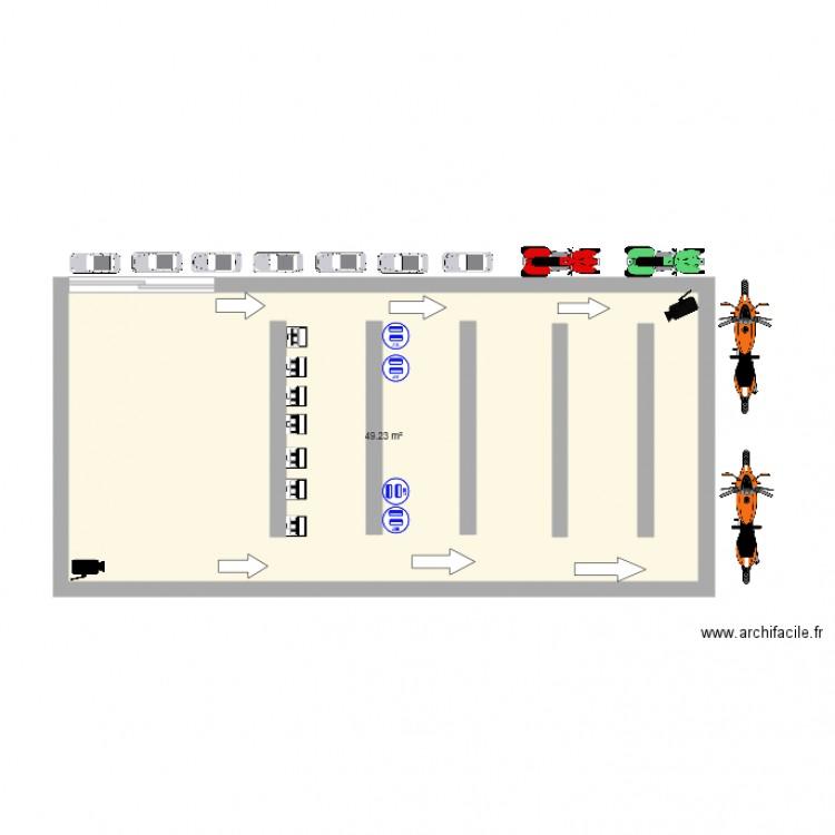 plan electro depot plan 1 pi ce 49 m2 dessin par shish. Black Bedroom Furniture Sets. Home Design Ideas