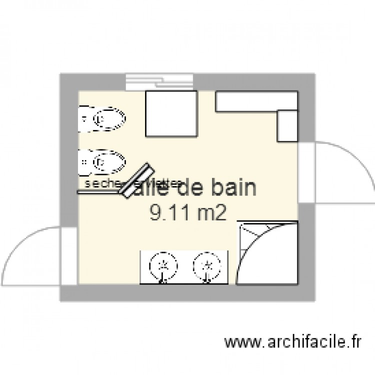 Plan Salle De Bains En Ligne Plan Salle De Bain En Ligne