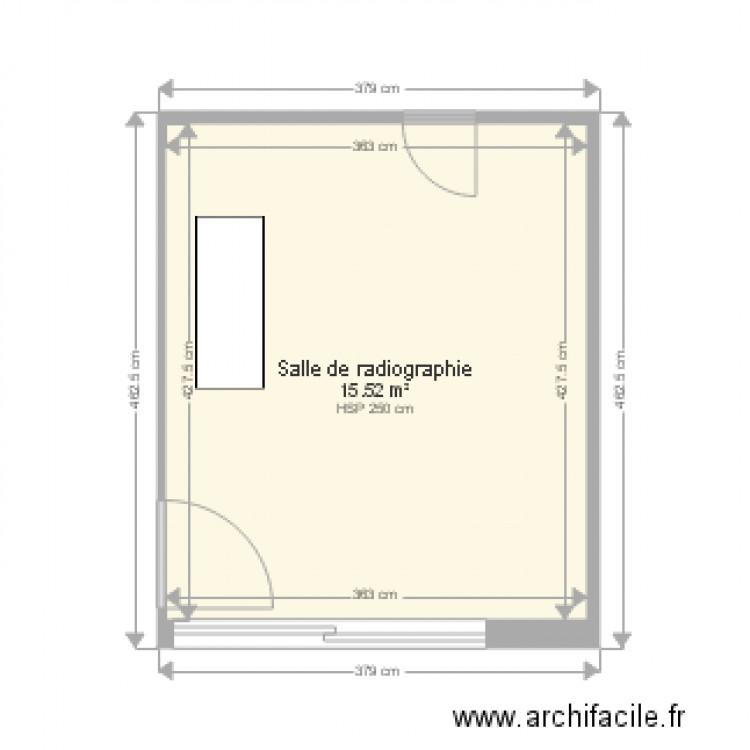 Essai Radio Plan 1 Pi Ce 16 M2 Dessin Par Caroettheo