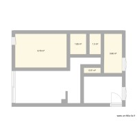 Plan initial appartement