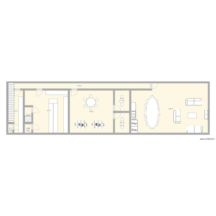1 er tage norauto englos plan 9 pi ces 176 m2 dessin. Black Bedroom Furniture Sets. Home Design Ideas