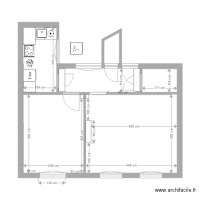 Appartement Olivier Egleme Plan