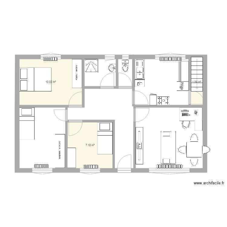 Exceptionnel Plan Aménagement Maison