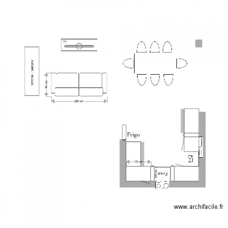 Maison neuve plan dessin par nadinetrancart for Maison neuve plan