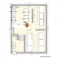 plan maison et appartement de 56 60 m2. Black Bedroom Furniture Sets. Home Design Ideas
