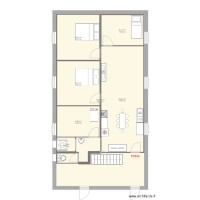 plan appartement Froges