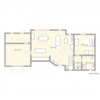 Plan maison et appartement de 5 pi ces for Plan de maison 5 pieces