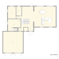plan maison olley