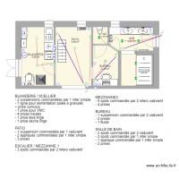 Httpswwwarchifacilefrplandfb - Plan d une salle de bain