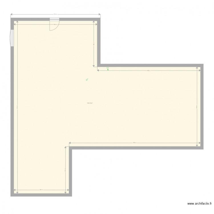 Essai plan 1 pi ce 146 m2 dessin par quentinvictor - Consommation electrique moyenne maison 140 m2 ...