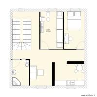 aménagement maison 100m2