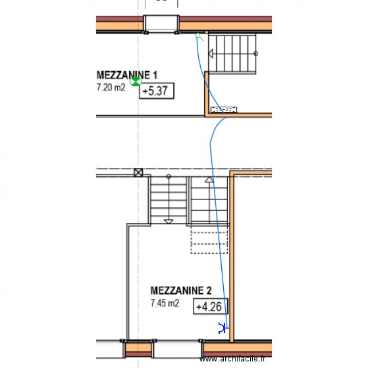 plan electrique rez inferieur plan dessin par msprod. Black Bedroom Furniture Sets. Home Design Ideas