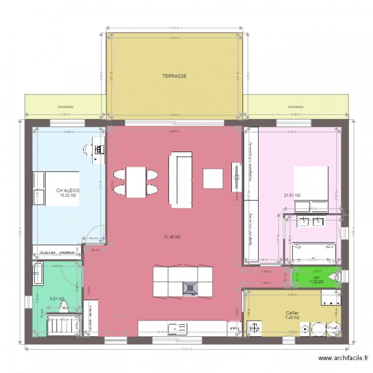 Maison 100m2 prix maison neuve 100m2 colombes 32 noir for Prix maison neuve plain pied 90m2
