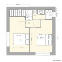 plan appartement 30m2