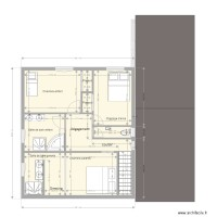 Plans AVP GIORGIANI Etage MàJ 25022019