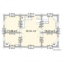 Plan de maison en bois gratuit logiciel archifacile - Logiciel gratuit plan maison ...