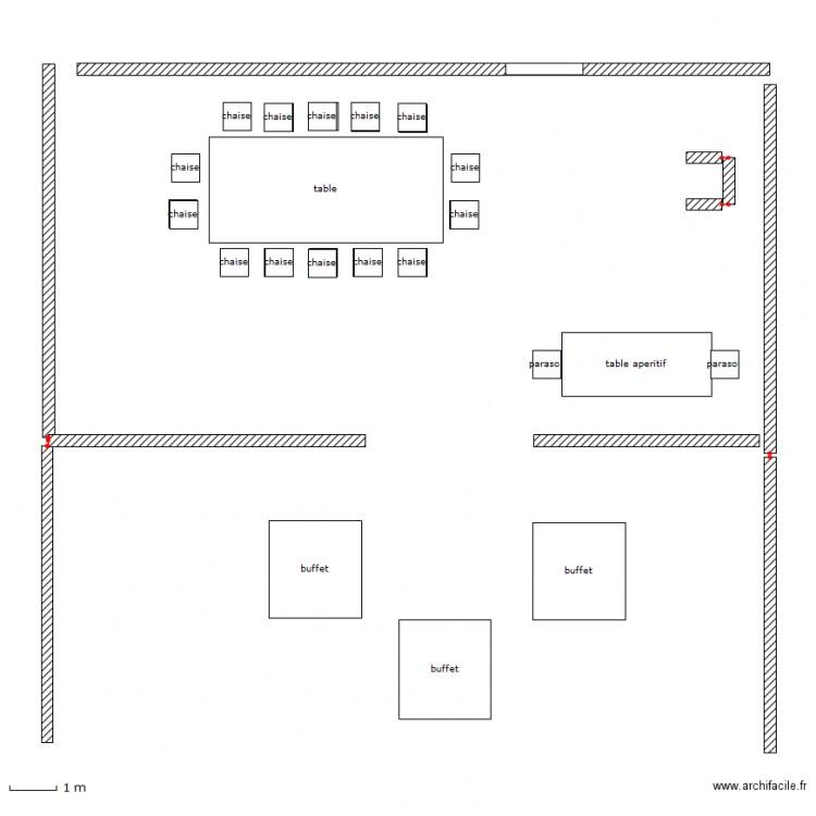 Disposition table de mariage plan dessin par regisfou - Plan de table mariage en ligne ...