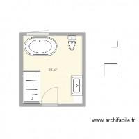 Plan de salle de bain - ArchiFacile