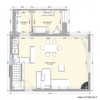 appartement rez montricher location