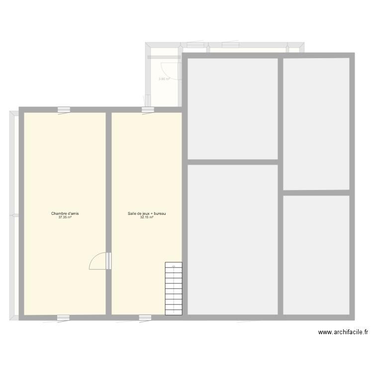 ferme maison udange plan 21 pi ces 454 m2 dessin par