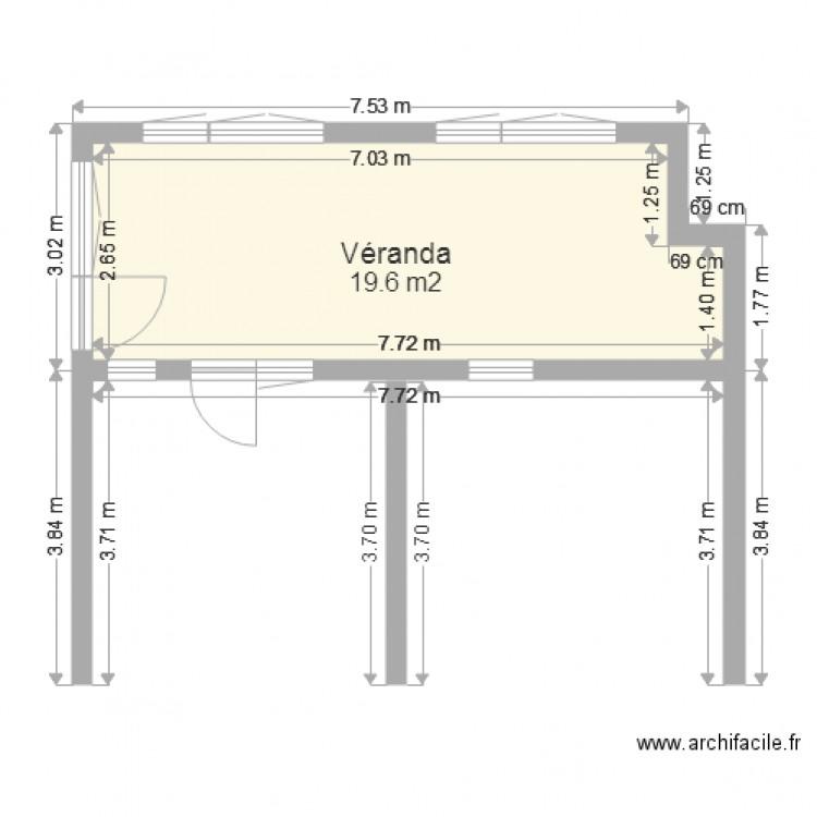 permis de construire veranda 20 m2 photos de conception de maison. Black Bedroom Furniture Sets. Home Design Ideas