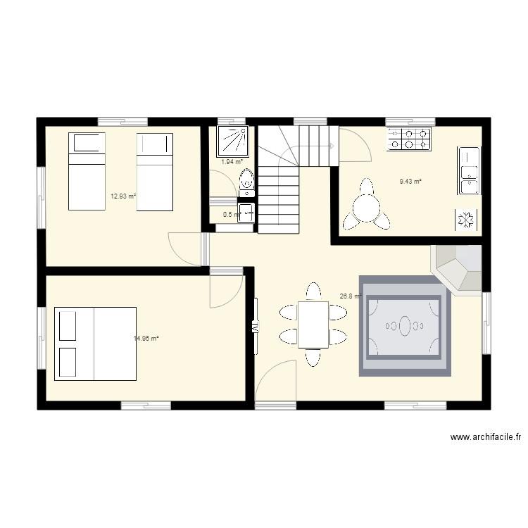 Plan de Maisons: Plan Maison De Campagne