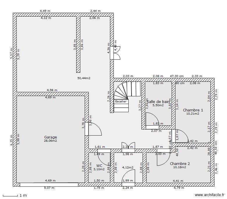 plan architecture. Black Bedroom Furniture Sets. Home Design Ideas
